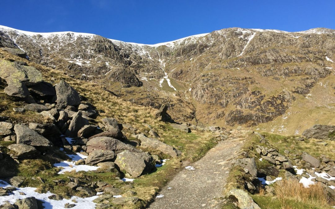 How to Climb Coniston Old Man